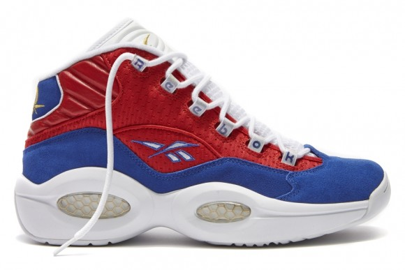 Reebok Question Banner