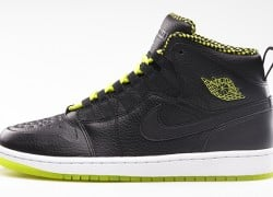 Release Reminder: Air Jordan 1 '94 'Black/Venom Green-Black'