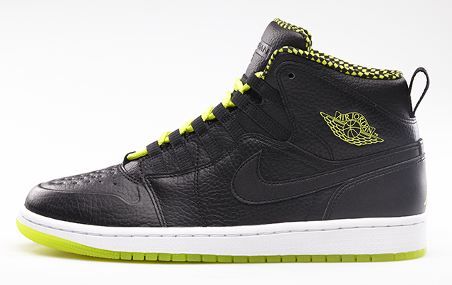 Release Reminder: Air Jordan 1 94 Black/Venom Green-Black