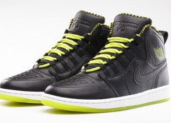 "Release Reminder: Air Jordan 1 Retro '94 ""Venom Green"""
