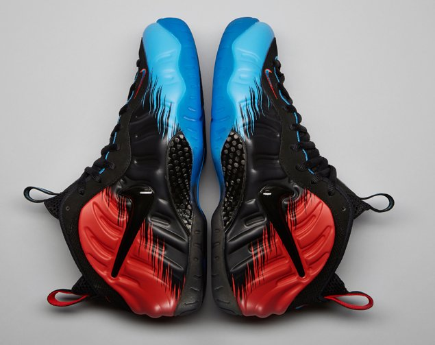 timeless design e4254 d08cd release-reminder-nike-air-foamposite-pro-prm-spiderman-