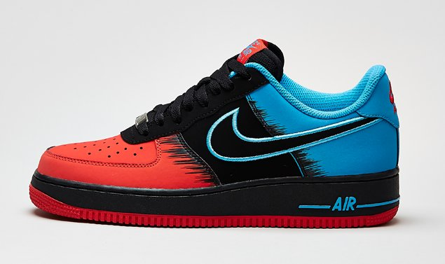 f4b3a5545c42 Release Reminder  Nike Air Force 1 Low  Spider-Man