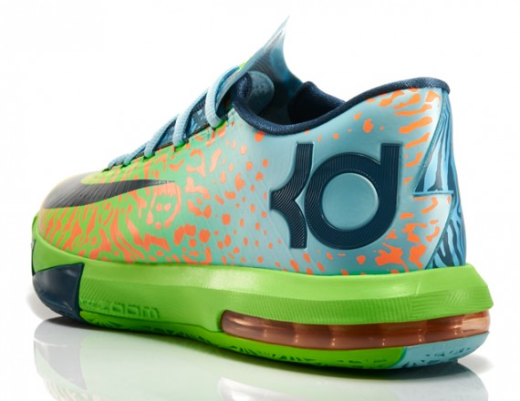 Release Reminder: Nike KD VI (6) Liger