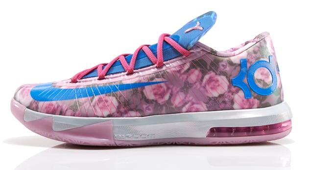 Release Reminder: Nike KD VI (6) Supreme Aunt Pearl