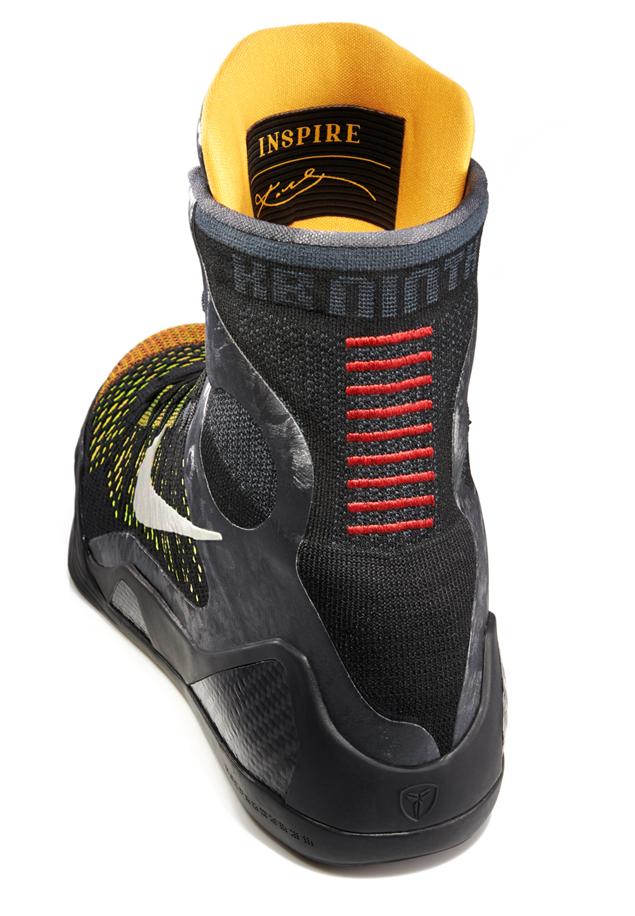 Release Reminder: Nike Kobe 9 Elite Inspiration