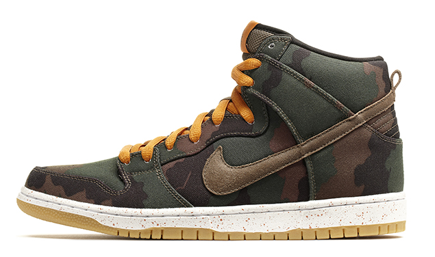 Release Reminder: Nike SB Dunk High PRM 510