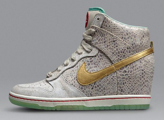Release Reminder: Nike WMNS Dunk Sky Hi QS Year of the Horse
