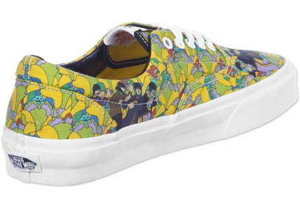 60d757ccea Release Reminder  The Beatles x Vans Era
