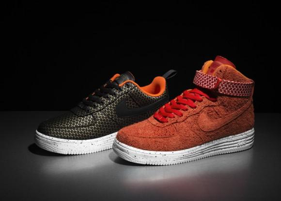 Release Reminder: UNDFTD x Nike Lunar Force 1 Pack