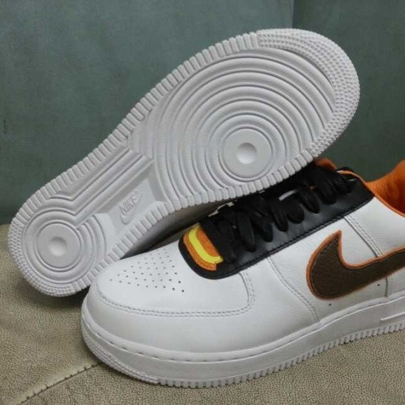 Riccardo Tisci x Nike Air Force 1 Low RT Detailed Look