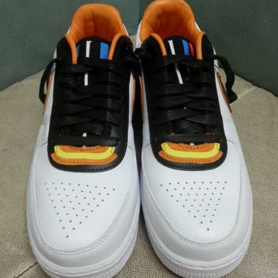 outlet store a0d1b 361e0 Riccardo Tisci x Nike Air Force 1 Low RT - Detailed Look ...