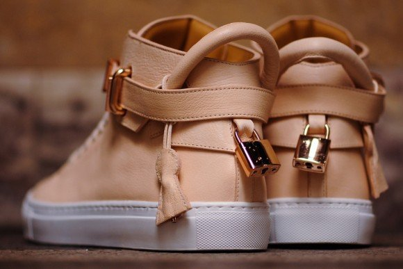 ronnie-fieg-x-buscemi-100mm-veg-tan-rose-gold