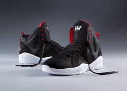 Supra Magazine 'Black/Red-White'