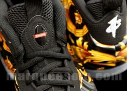 Supreme x Nike Air Foamposite One 'Black' | Our Best Look Yet