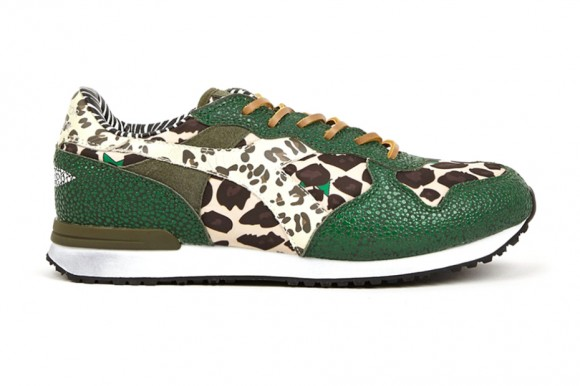 The Editor x Diadora 2014 Spring Summer Footwear Collection