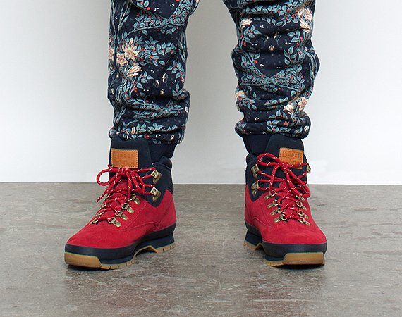10.Deep x Timberland Nomads Euro Hiker Boot Collection