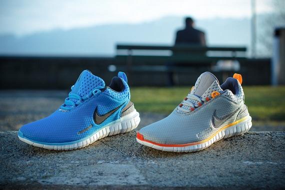 huge selection of 0360e 39d50 Nike MEN Free OG Breeze