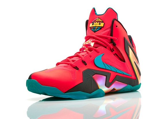 Nike Lebron 11 Elite Hero Officially Unveiled