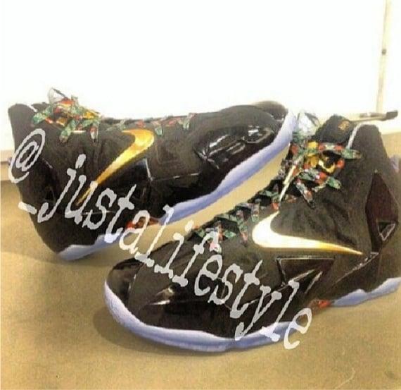Nike LeBron 11 Watch the Throne