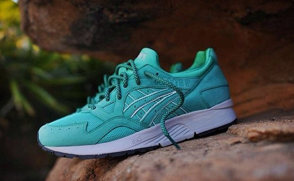 Ronnie Fieg x ASICS Gel Lyte V Mint Leaf