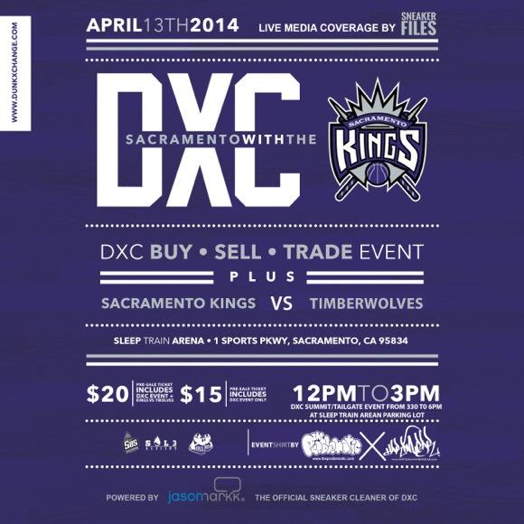 DXC Sacramento Making Its Debut April 13, 2014