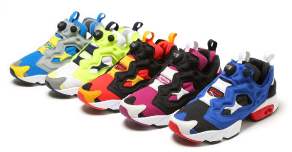 Reebok Insta Pump Fury OG Collection 20th Anniversary (Preview)