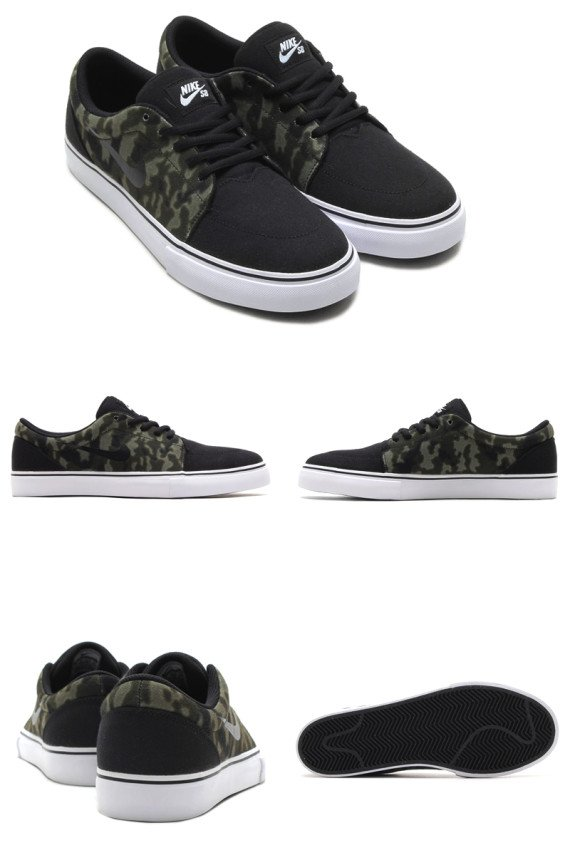 Nike Satire Canvas – Camouflage