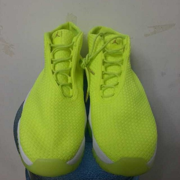 The Jordan Future Volt