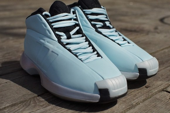 adidas Crazy 1 Vapor Blue - New Pictures