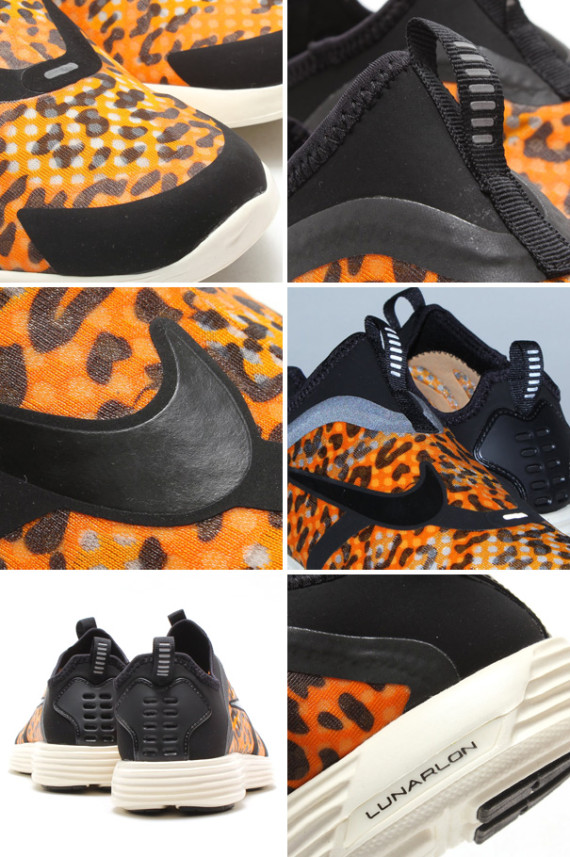 Nike Lunar Restoa Leopard