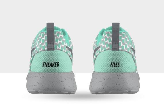 Nike Id Customize Roshe Court