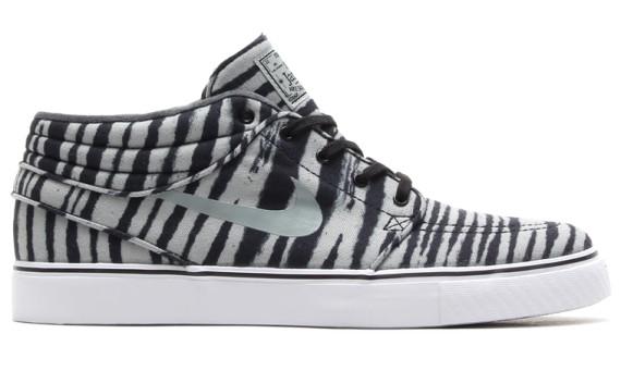Nike SB Stefan Janoski Mid Premium – Zebra Pack