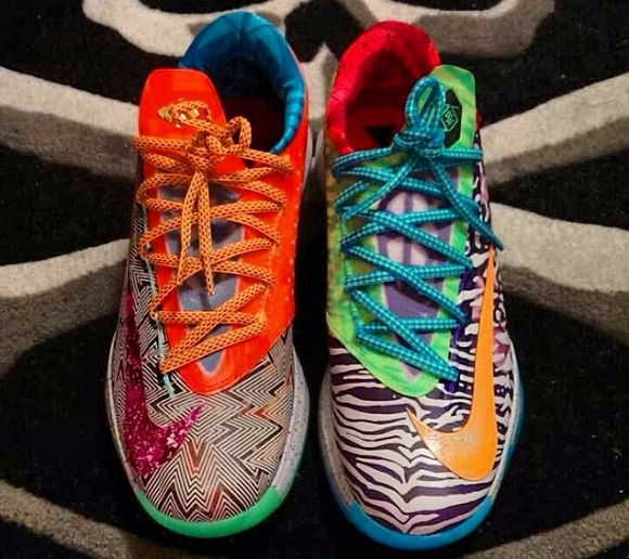 Nike KD VI (6) What The KD
