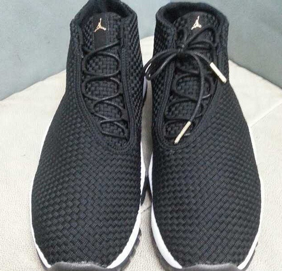 The Jordan Future Black and White - Sneak Peek