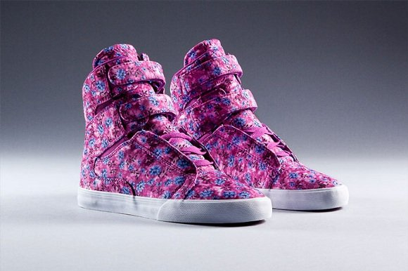 Supra Women Floral Spring 2014 Collection