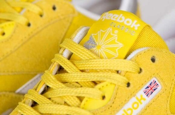 reebok classic nylon yellow cheap   OFF69% The Largest Catalog Discounts 6c9388f43