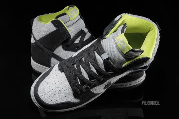 Nike Sb Dunk Alta Veneno De Fútbol 0sKw4