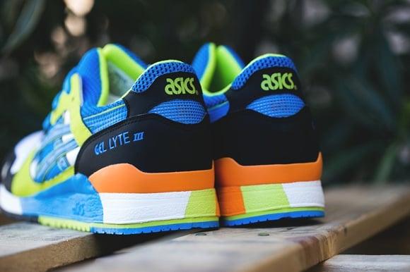 Asics Gel Lyte III Astro Green