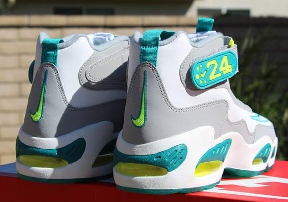 Nike Air Griffey Max 1 Turbo Green