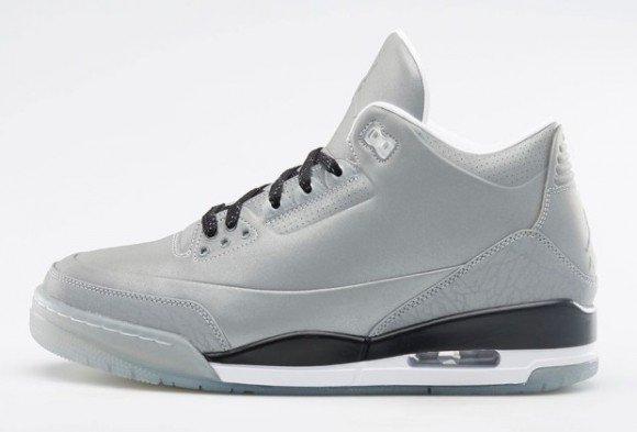 "4a88d979f0f8 Air Jordan 5LAB3 Nikestore Release Information. Air Jordan ""5Lab3″ Reflect  Silver Reflect Silver-Black-White 585545-010"
