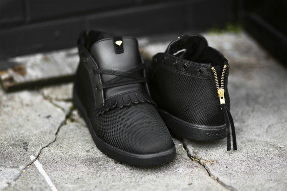 Ibn Jasper x Diamond Supply Co. Jasper Black Diamond