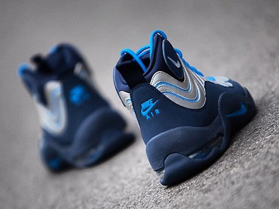Nike Air Bakin Silver/Blue Release Information