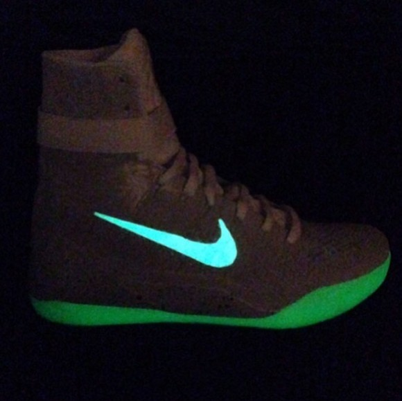 Nike Kobe 9 Elite Air Mag Custom by clean13kicks