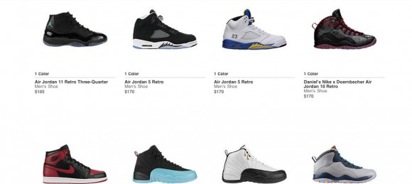 Did You Cop Anything From NikeStore's Massive Restock