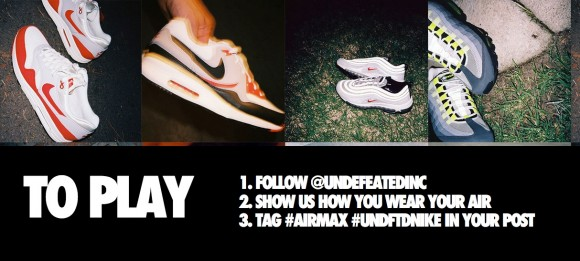 UNDFTD x Nike Air Max Day Event