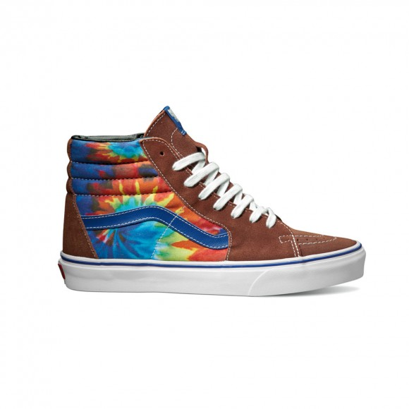 Vans Presents Ombre & Tie Dye Classics for Spring 2014