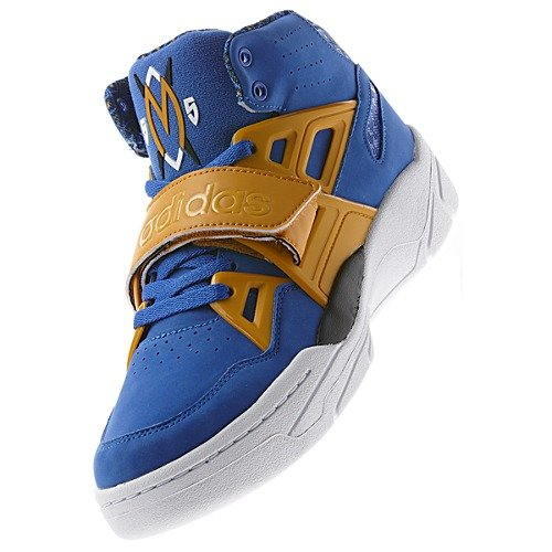 adidas Mutombo TR Block Vivid Blue Now Available