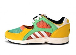 adidas EQT Racing 'Yellow/Green-Peach'