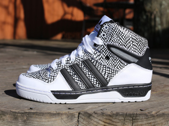 adidas Metro Attitude Hi Reptile Now Available