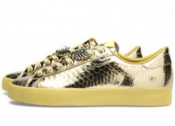 "adidas Originals by Jeremy Scott Spring 2014 JS Rod Laver ""Gold Foil"""